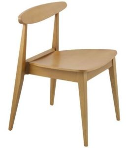 Havant Wooden Chair HAVA001 Image