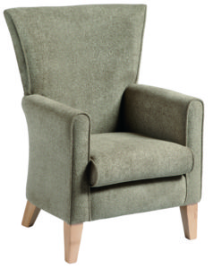 Bedale Wing Back Chair BEDA004 Image
