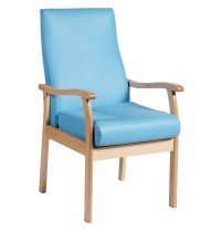 Catford Low Back Chair CATF001 Image