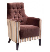 Gisbourne High Back Chair GISB001 Image