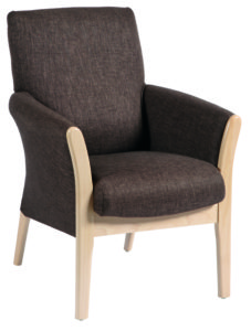 Henley Mid Back Chair HENL001 Image