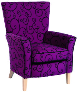 Thirsk High Back Chair THIR002 Image