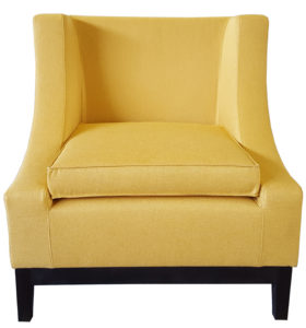 Arnhem Low Back Chair ARNH001 Image