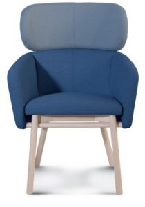 Elmdon High Back Chair ELMD004 Image