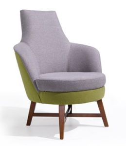 Queslett High Back Chair QUES001 Image