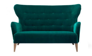 Duchess Button 2 Seater Settee DUCH004 Image
