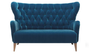 Duchess Diamond 2 Seater Settee DUCH006 Image