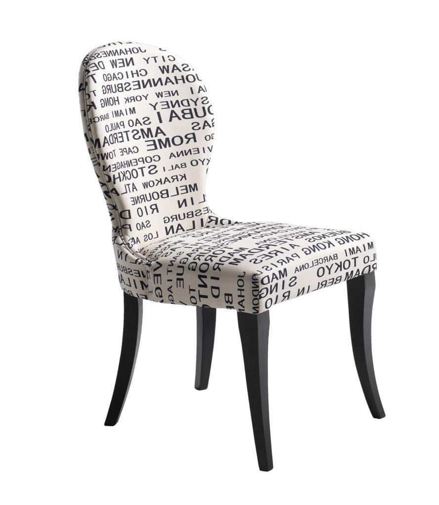 Pedimore Side Chair PEDM001 Image