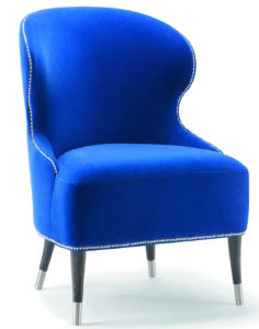 Cerulean Low Back Chair CERU003 Image