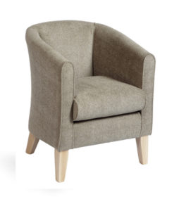 Bedale Tub Chair BEDA001 Image
