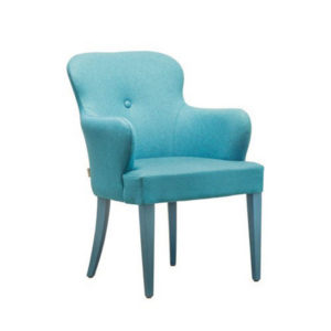 Harborough Button Arm Chair HARB003 Image