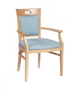 Lily Arm Chair LILY001 Image