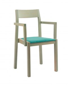Hallis Arm Chair HALL002 Image