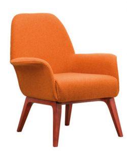 Benayoun Lounge Chair Wood BENA005 Image