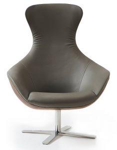 Barton Lounge Chair BART001 Image