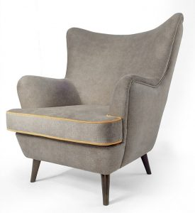 Canonbury High Back Lounge Chair CANO001 Image