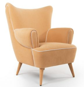 Morden High Back Lounge Chair MORD001 Image