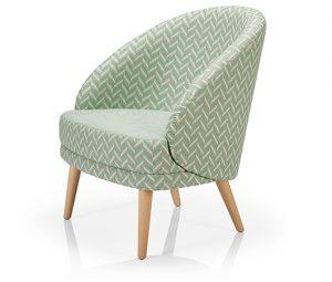Murphy Lounge Chair MURP005 Image