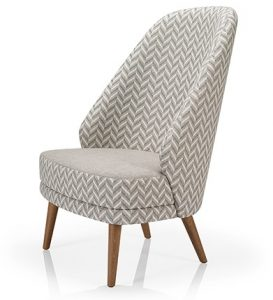 Padelli Lounge Chair PADE003 Image