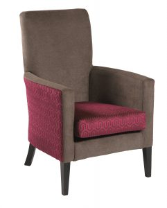 Sussex High Back Chair SUSS001 Image
