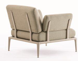 Trikala Lounge Chair TRIK001 Image