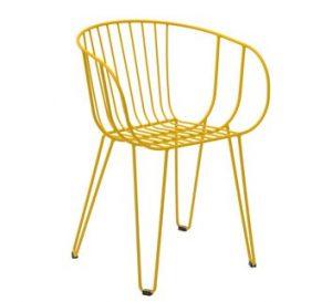Temple Arm Chair TEMP001 Image