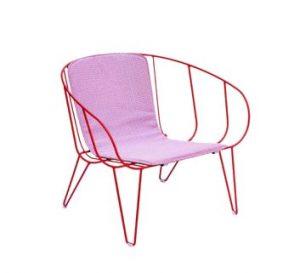 Temple Lounge Chair TEMP003 Image