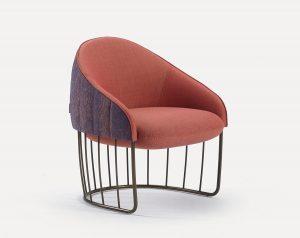 Wimbledon Lounge Chair WIMB002 Image