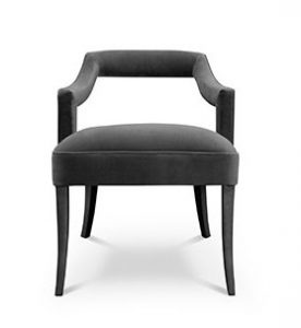 James Side Chair JAME001 Image